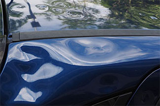 Central Falls-Rhode Island-paintless-dent-repair